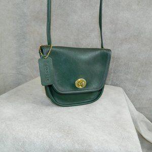 COACH Vintage Everett Bag #9934  Bottle Green